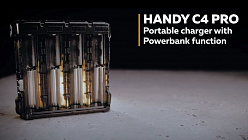 Новая зарядка от Armytek – с функцией power bank